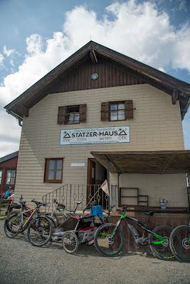 E-Bike Tour zum Statzer-Haus auf dem Hundstein  Region Hochkönig 14
