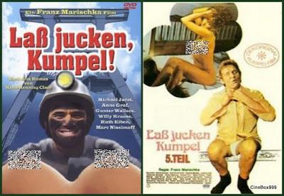 Laß jucken, Kumpel 5: Der Kumpel läßt das Jucken nicht. 1975.
