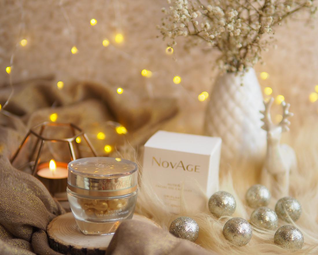 Podrasuj swój krem na zimę - Oriflame NovAge Nutri6 kapsułki z 6 olejami