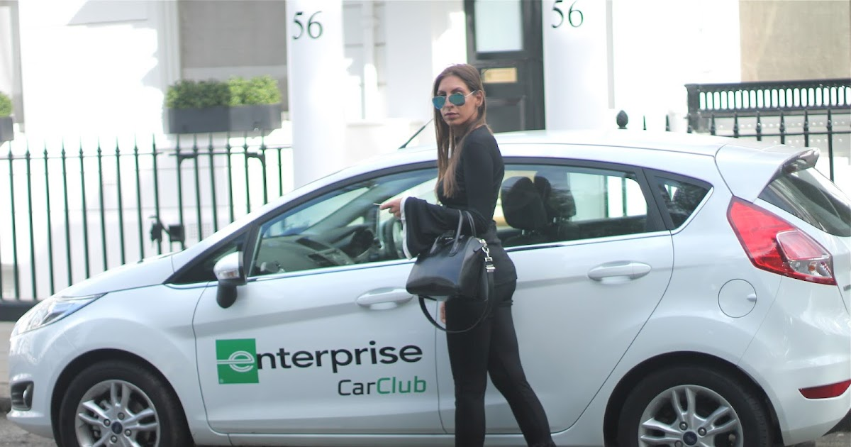 Enterprise Car Rental Mobile Al: Renting A Car With Enterprise Car Club