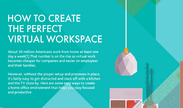 How to Create The Perfect Virtual Workspace