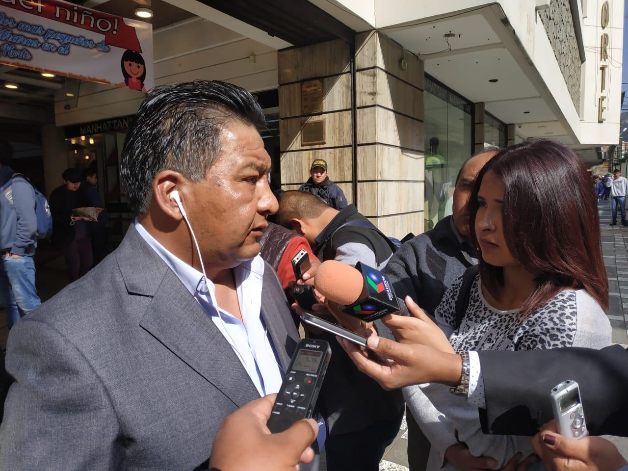 Pastor asegura que en Bolivia hay 4,5 millones de evangélicos / ÁNGEL SALAZAR