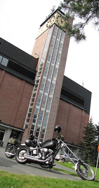 palotorni Jyväskylä luontomuseo
