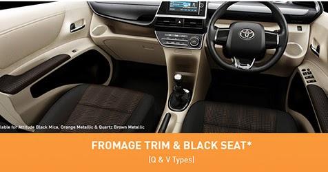 Grand New Avanza Tipe G 2017 Hitam Interior Mobil Toyota All Sienta E, G, Q Dan ...
