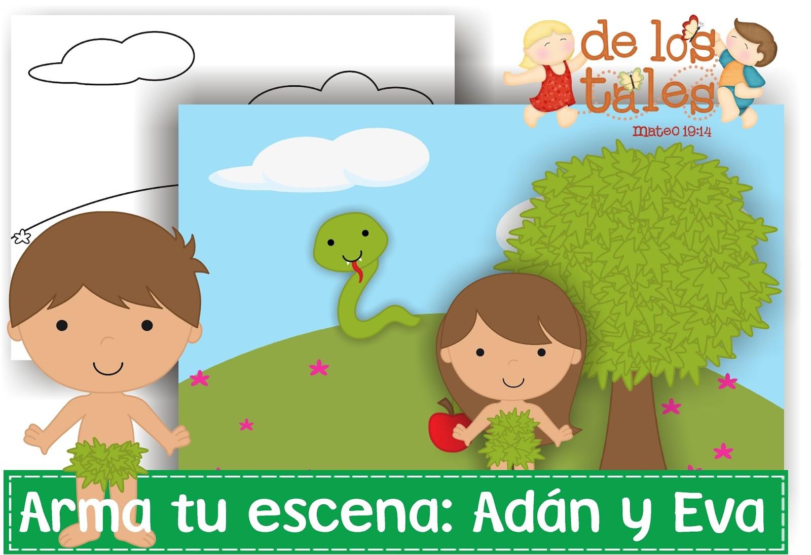 Adán y Eva - De los tales