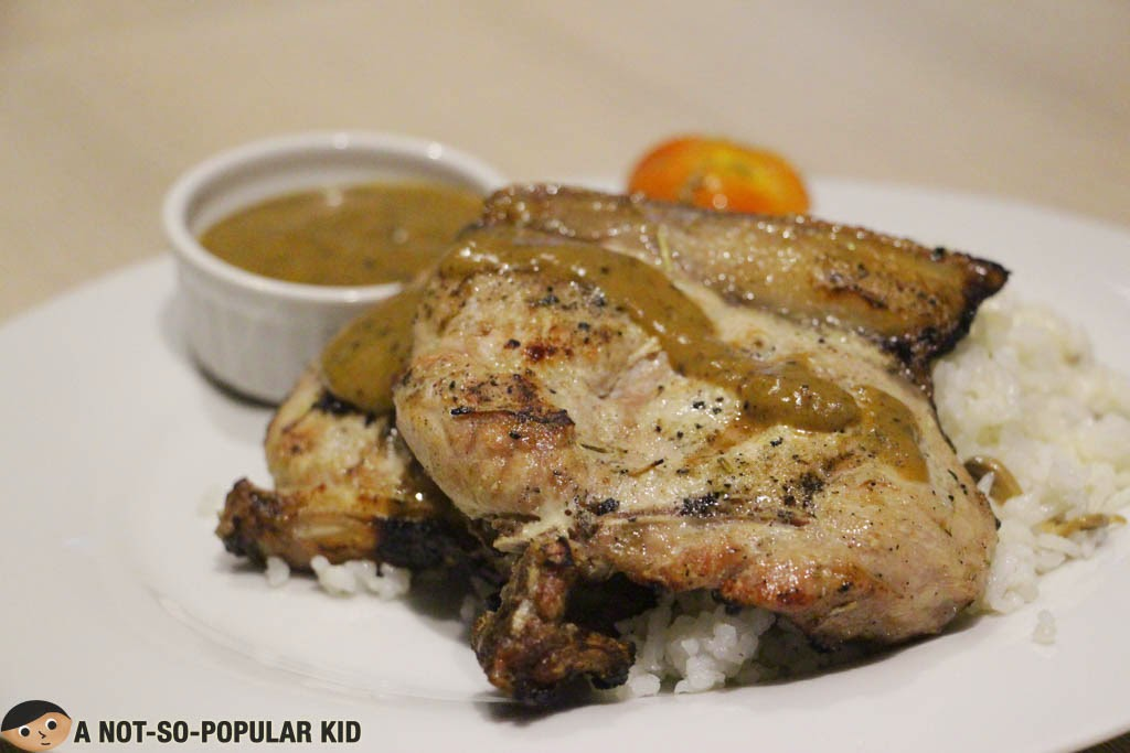 The Grilled Mediterranean Pork Chops of Plantation