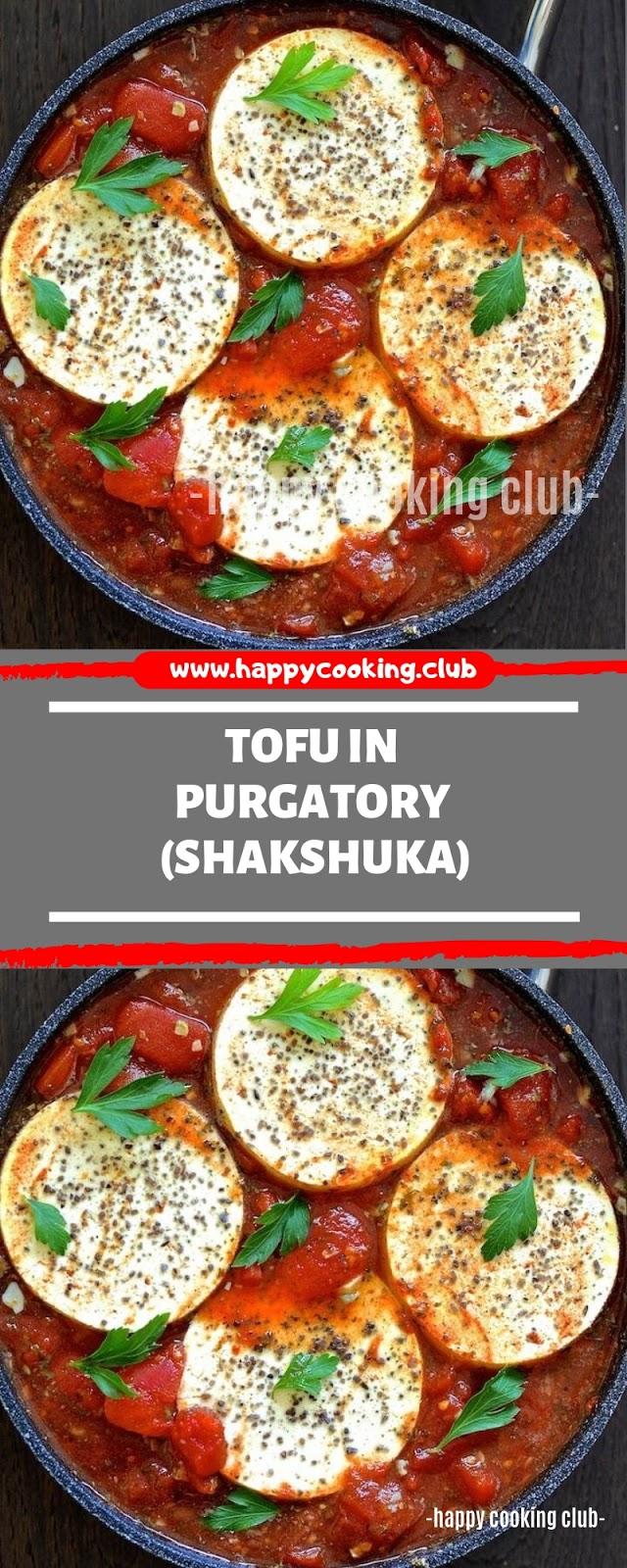 Tofu in Purgatory (Shakshuka)