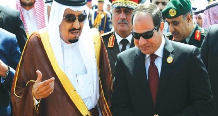 الرئيس السيسي يتخلى عن السعودية وكلمة السر روسيا وإيران