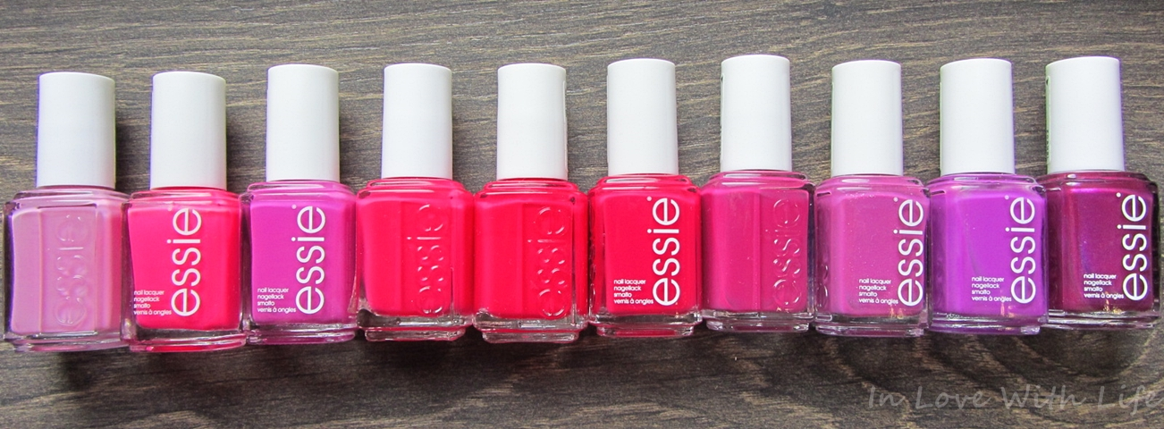 In Love With Life I Essie Update 2014 110 X