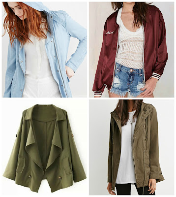 autumn jackets