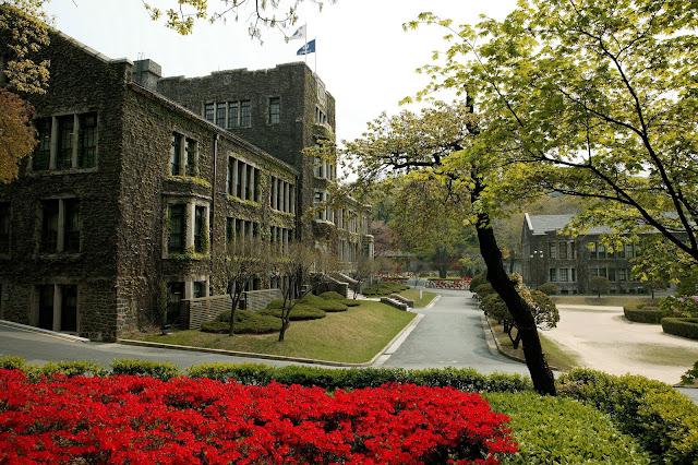 Trường đại học Yonsei Hàn Quốc