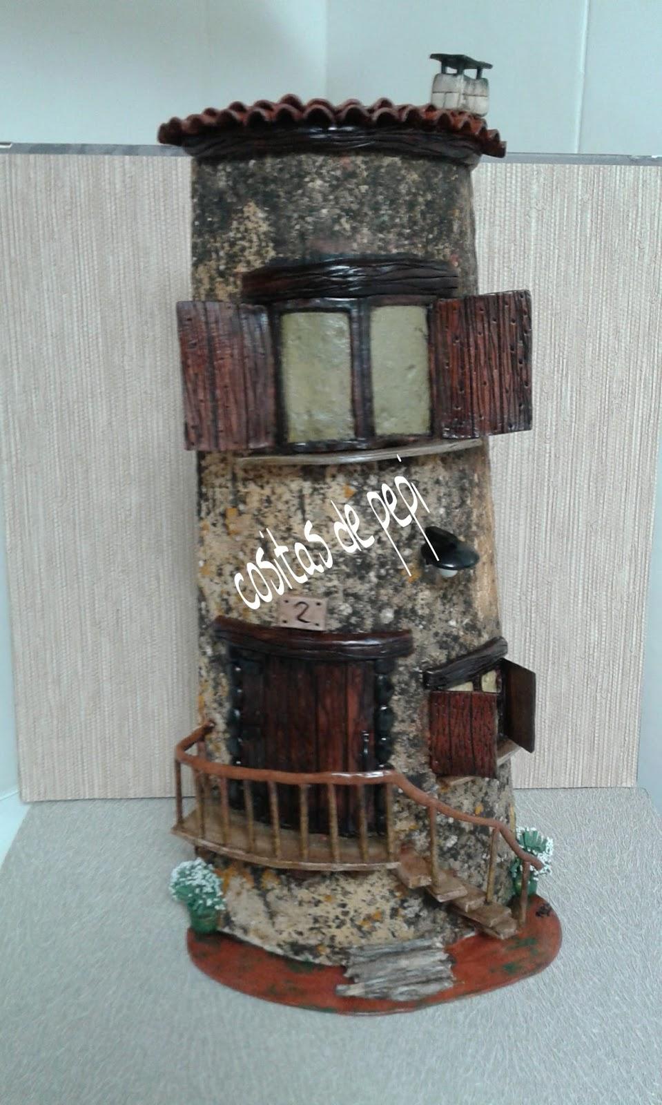Tejas y manualidades de pepi teja rustica for Manualidades para casa rustica
