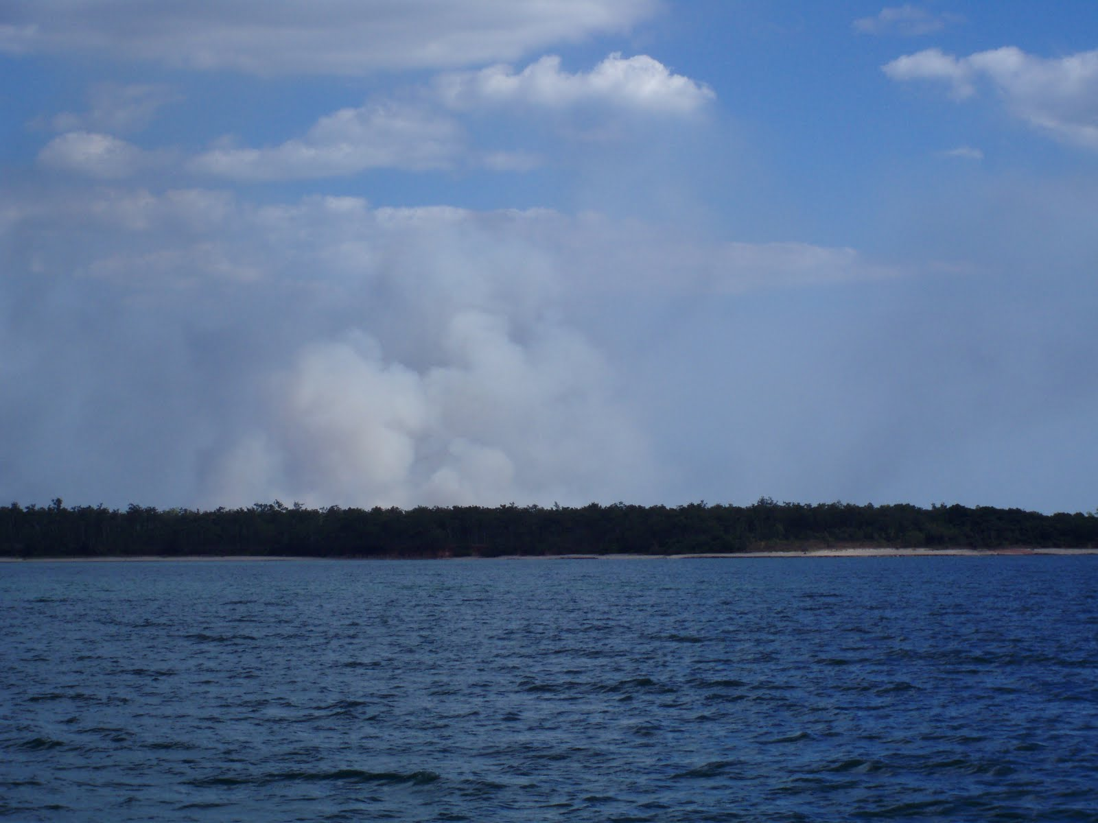 Sailing North: Weipa to Boyd Point