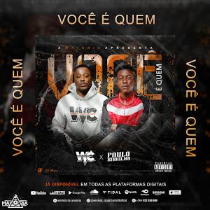Windeck Cicatrizante Feat. Paulo Kibrilha - Voce é Quem (Afro House)