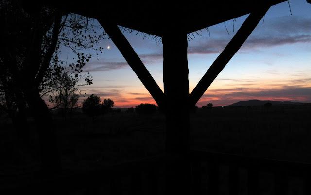Espectaculares puestas del sol