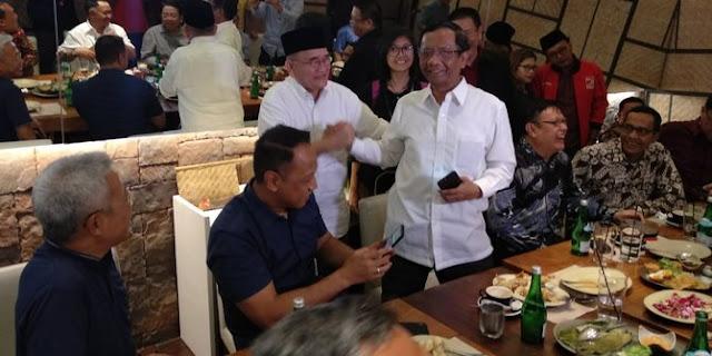 Mahfud MD: Seumpama Saya Jadi Jokowi, Mungkin Akan Melakukan Hal yang Sama