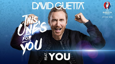 Download Lagu Ost Euro 2016 Mp3 David Guetta Ft Zara Larsson - This One's For You