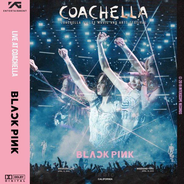 Album] BLACKPINK — BLACKPINK LIVE AT COACHELLA FESTIVAL 2019