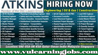 Atkins Careers | Engineering Jobs | Careers in Engineering