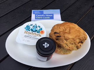 Chirk Castle Scone
