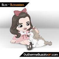 Mascote para Blog