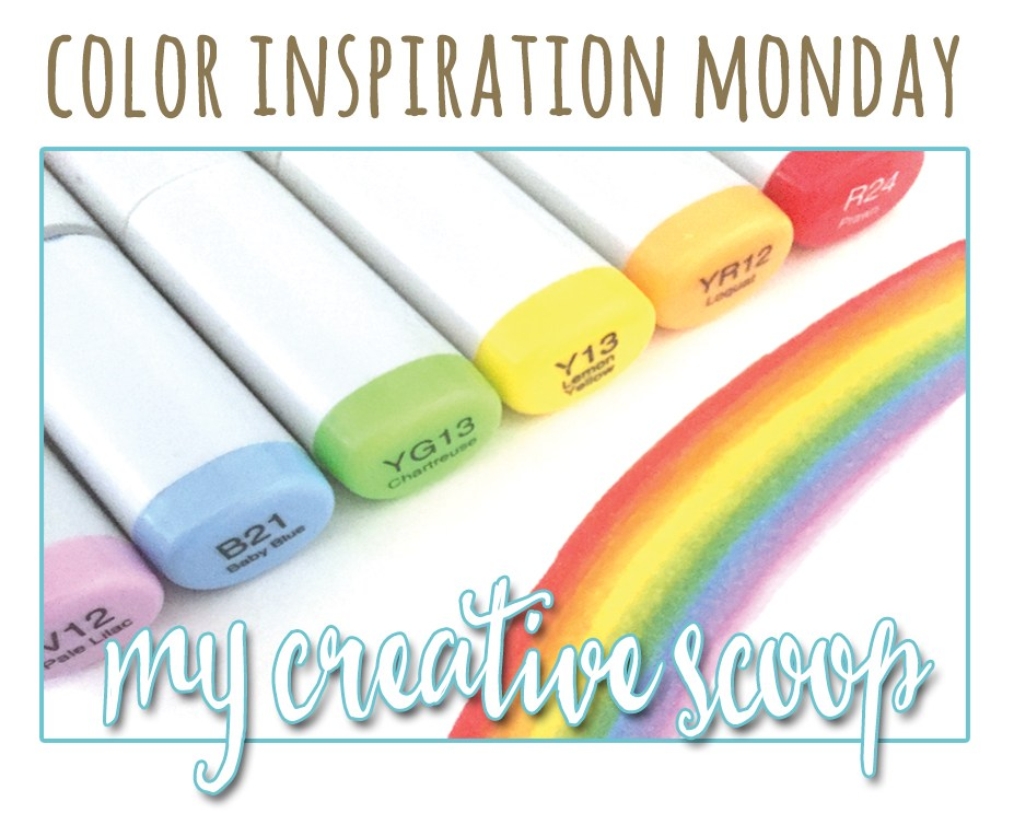 April´17 - Color Inspiration Monday Spotlight #21 Winner