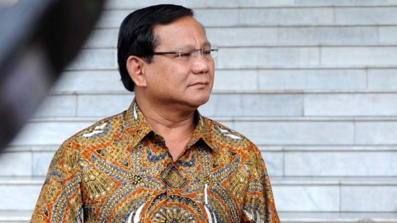 Prabowo Subianto mengaku alami vertigo