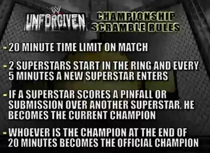Image result for championship scramble