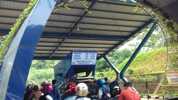 Icakan Kawali Ciamis Jawa Barat
