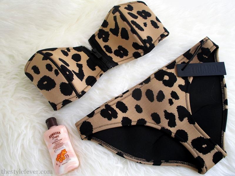 triangl il bikini in neoprene sexy ma comodo moda mare 2014 the style fever fashion. Black Bedroom Furniture Sets. Home Design Ideas