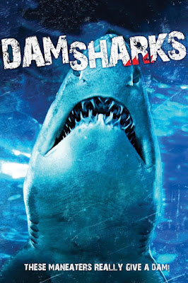 Dam Sharks (TV) 2016 DVD R1 NTSC Latino