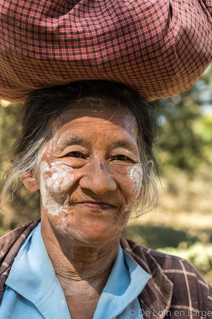 Bagan - Birmanie Myanmar