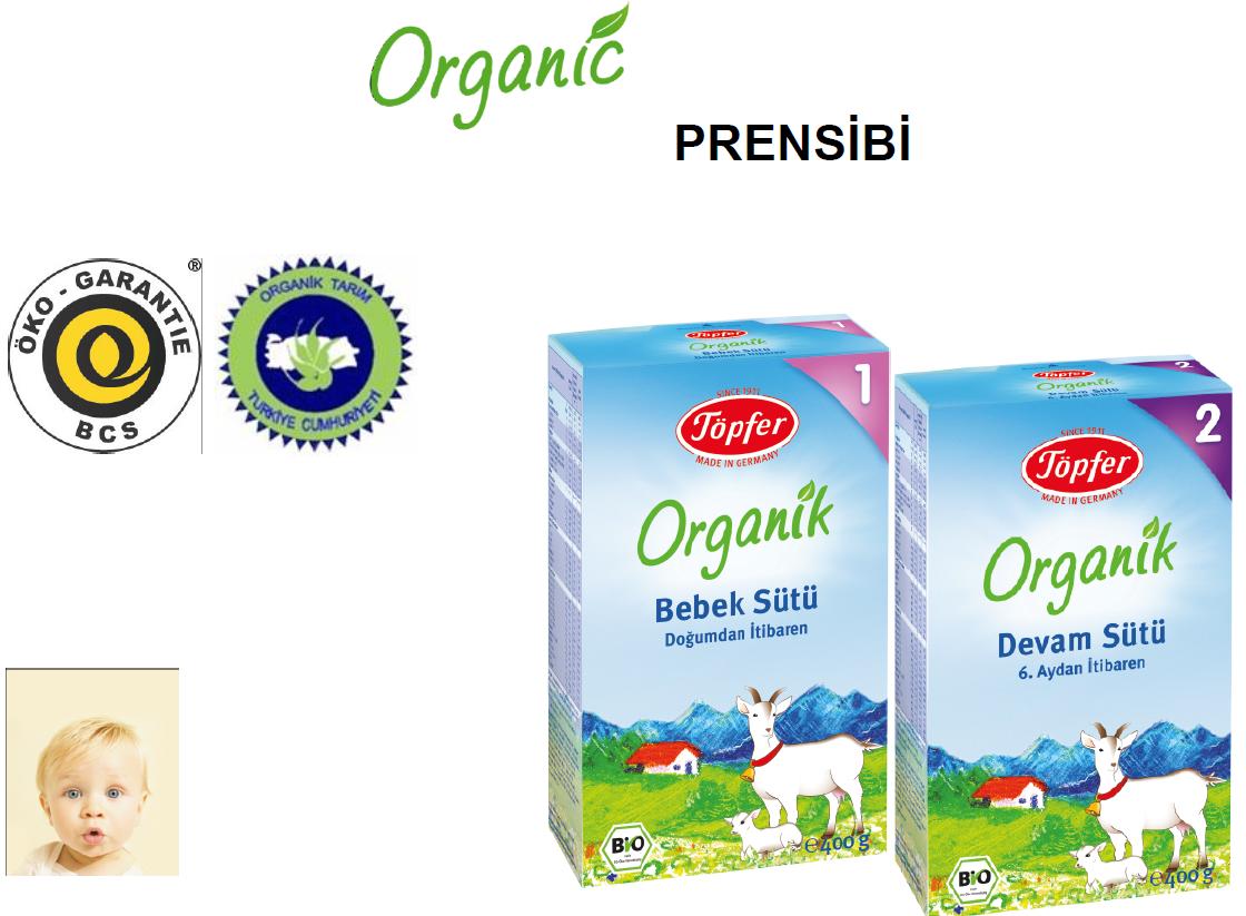 Bebekler için keçi sütü yararlı mı
