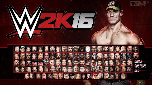 Download WWE 2K16 Free Kickass Torrent File