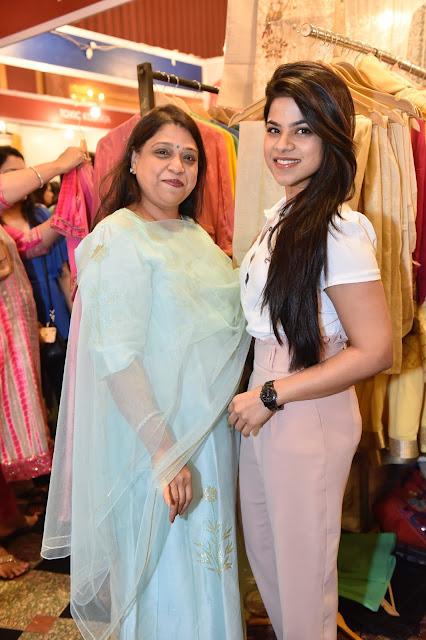 Sangeetha and Puja Aggarwal-