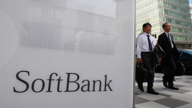SoftBank tem forte lucro e considera investir em Uber ou Lyft