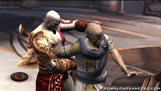 God Of War 2 HD PSN - Download game PS3 PS4 RPCS3 PC free