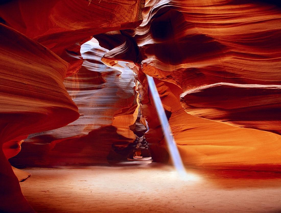 Maravilla Natural Impresionante, Cañón del Antilope, Arizona. 3