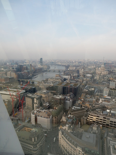 Brunch with a view Darwin Brasserie Walkie Talkie Adventures of a London Kiwi