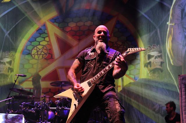 Anthrax, Leyendas del Rock 2016