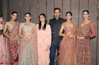 Models Unveiling Of Spring Summer 17 Collection by Shyamal and Bhumika ~  Exclusive 12.JPG