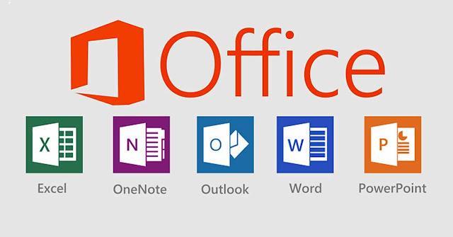 Chia sẻ tài liệu về bộ ứng dụng Microsoft Office