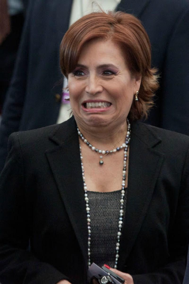 Con 84 pesos a la semana una persona puede cubrir sus necesidades; Rosario Robles