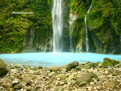 Two Colors Waterfall, North Sumatera5