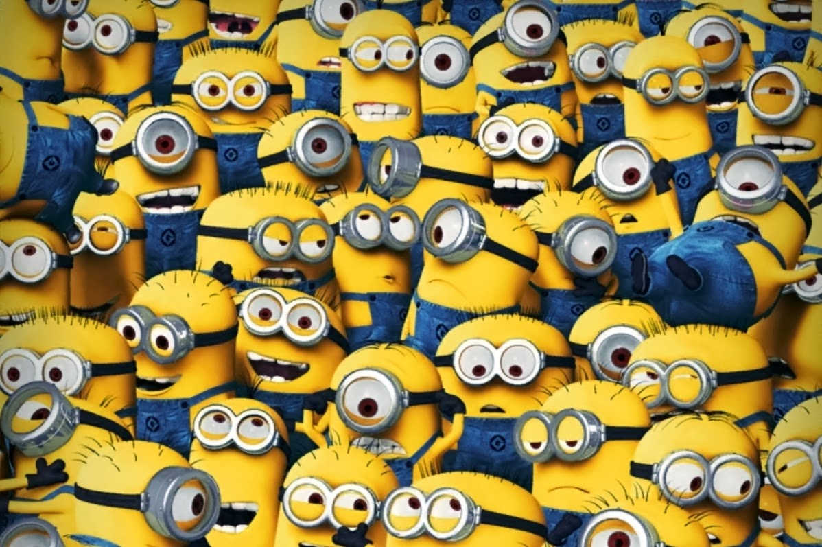 107 Wallpaper Dinding Kamar Minion Wallpaper Dinding