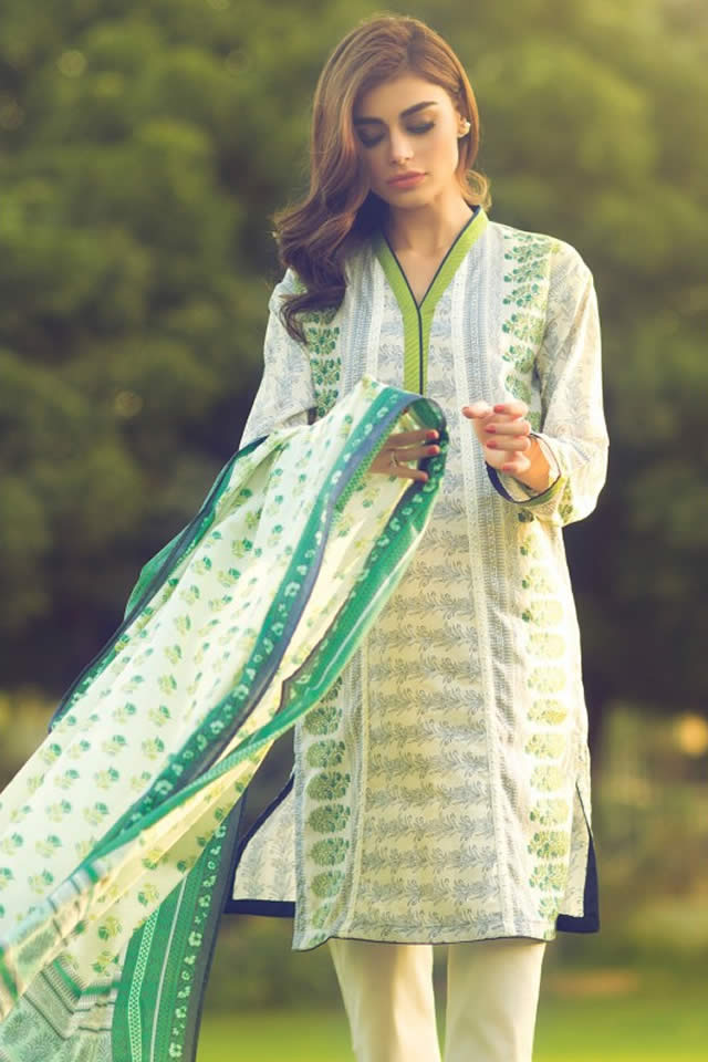 Pakistani Dresses, Women Dresses, Women's Fashion, Women's Trends Fashion, New Fashion, Pakistan Fashion, Mid Summer Collection Summer fashion Collections Alkaram Mid Summer Dresses Collection 2016