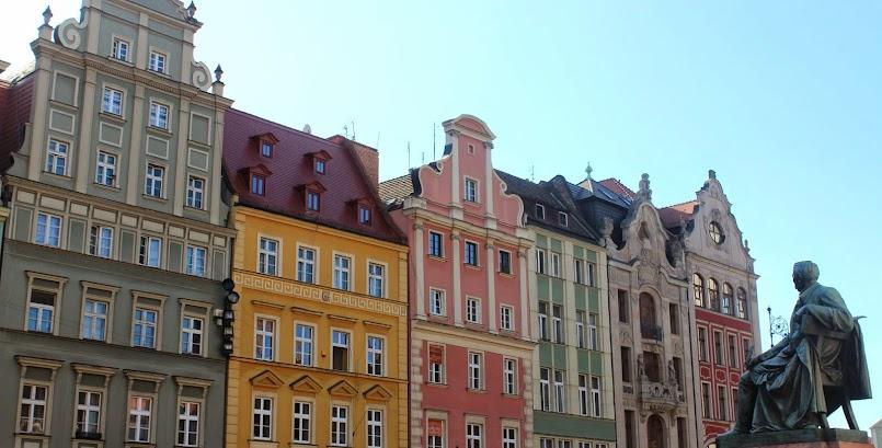 W podróży / En voyage: Wrocław, Poland