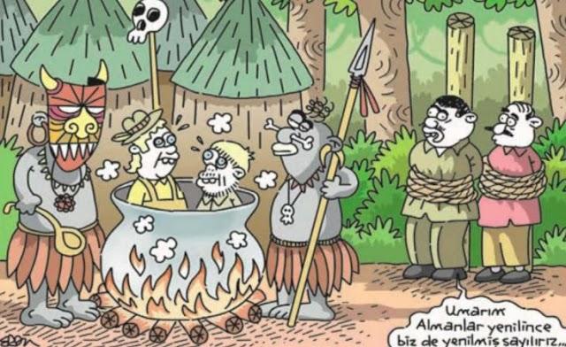 1. Dünya Savaşı'nda Almanlar Yenilince Bizde Yenildik! Bu Doğru mu?