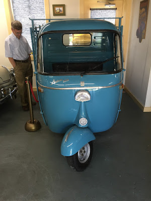 Heinkel Cars and Cabin Scooter