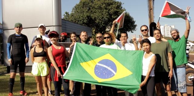 Corrida pela Palestina - Foz do Iguaçu